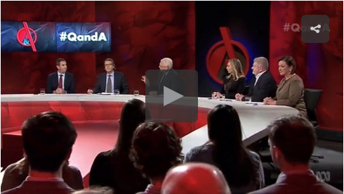 ABC qanda 30 July 2018